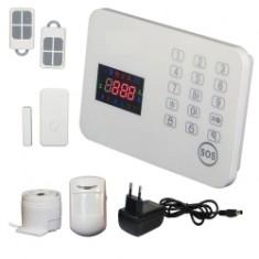 Беспроводная GSM сигнализация Optimus AG-200 комплект