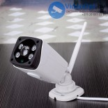 Панорамная влагозащищенная WiFi IP камера ITP-020K6915AP