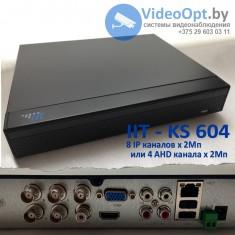 Регистратор видеонаблюдения IIT-KS604(5in1)