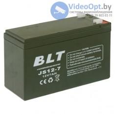 Аккумуляторная батарея BLT 12V 7Ah